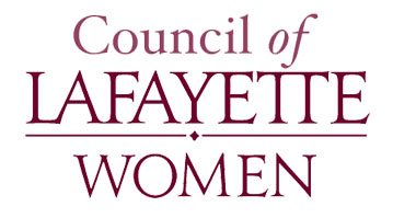 Council of Lafayette Women event